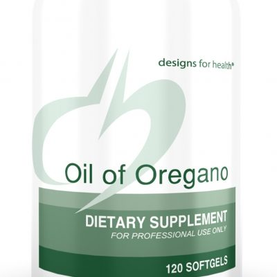 Oil of Oregano 60 Designs for Health
