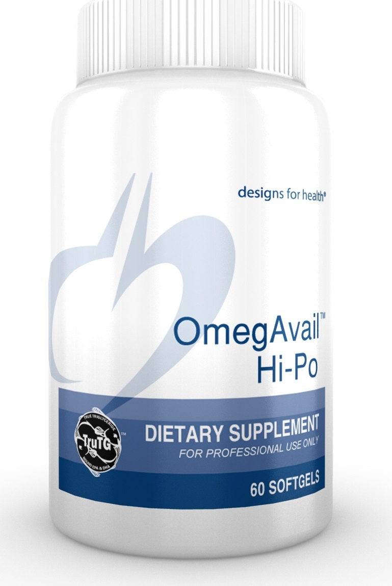 OmegAvail Hi-Po Designs for Health