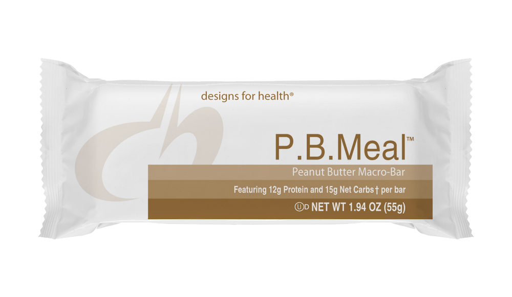 PB Meal Case of 12 Designs for Health