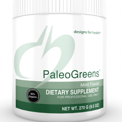 PaleoGreens Mint Designs for Health