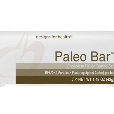 PaleoBar Chocolate Coated Designs for Health
