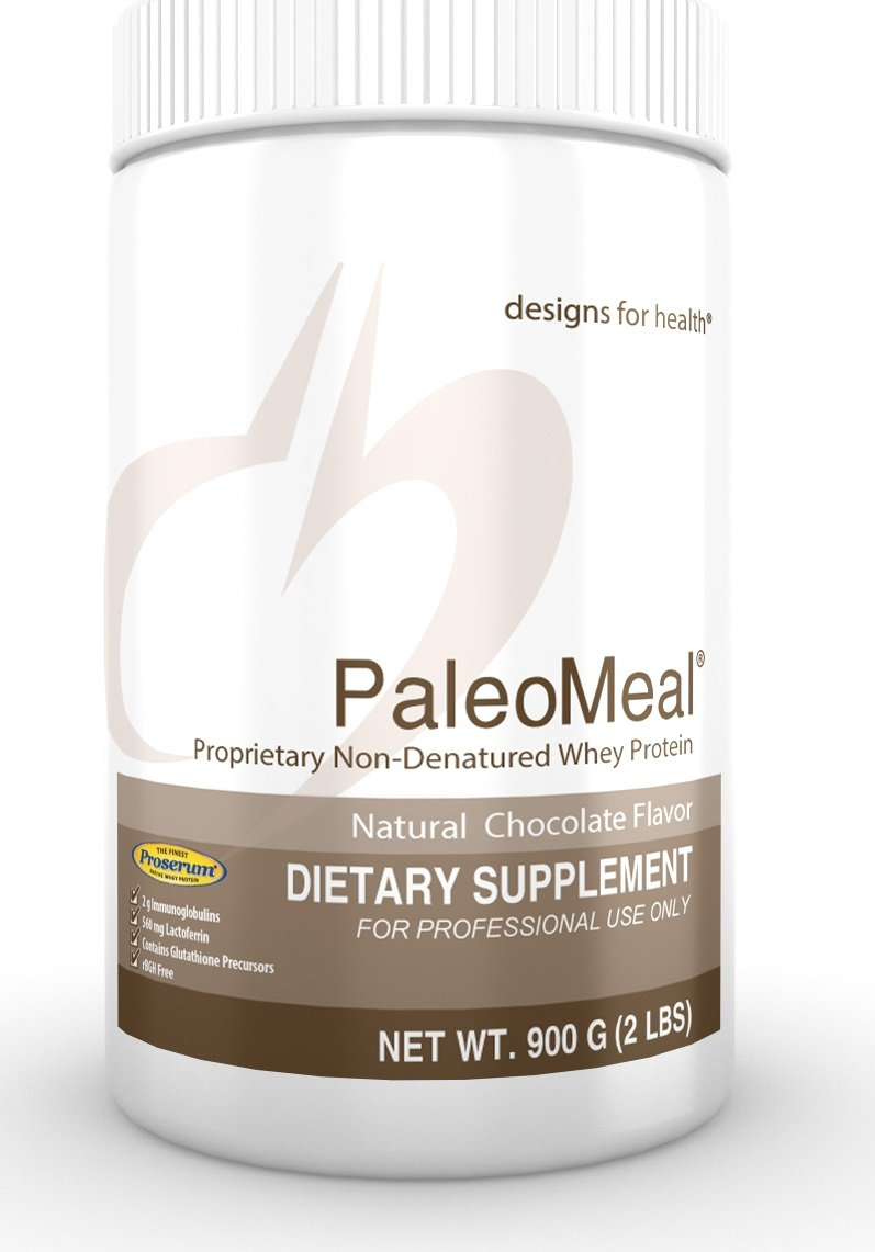 PaleoMeal Chocolate 900g Designs for Health