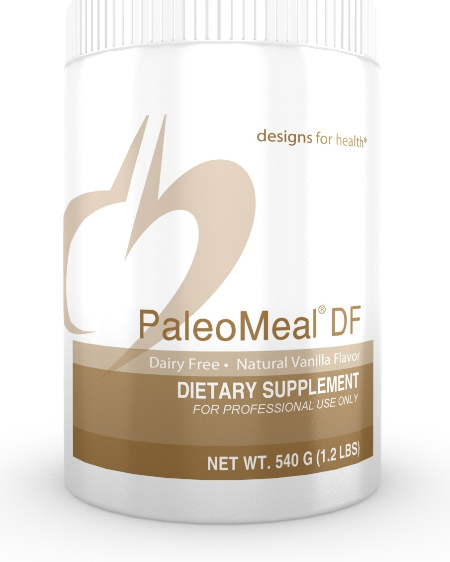 PaleoMeal DF Vanilla 540g Designs for Health