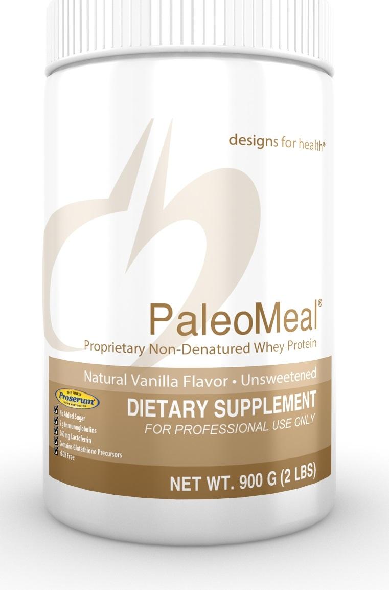 Paleomeal Vanilla 900gm Whey Protein No Sugar