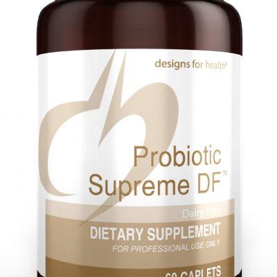 Probiotic Supreme 60 Designs for Health
