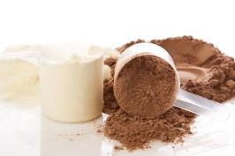 Protein powder PaleoMeal Chocolate Vanilla