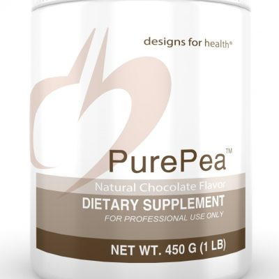 PurePea Chocolate Designs for Health