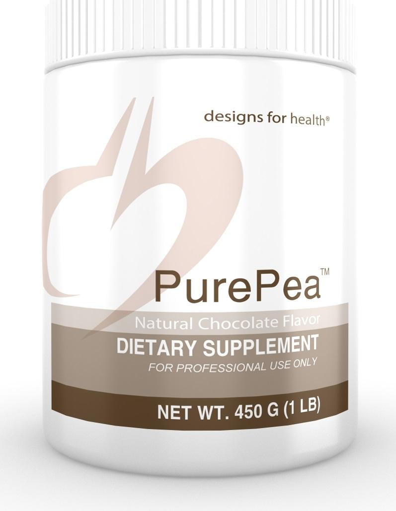 PurePea Chocolate Designs for Health