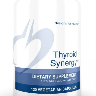 Thyroid Synergy 120 Designs for Health