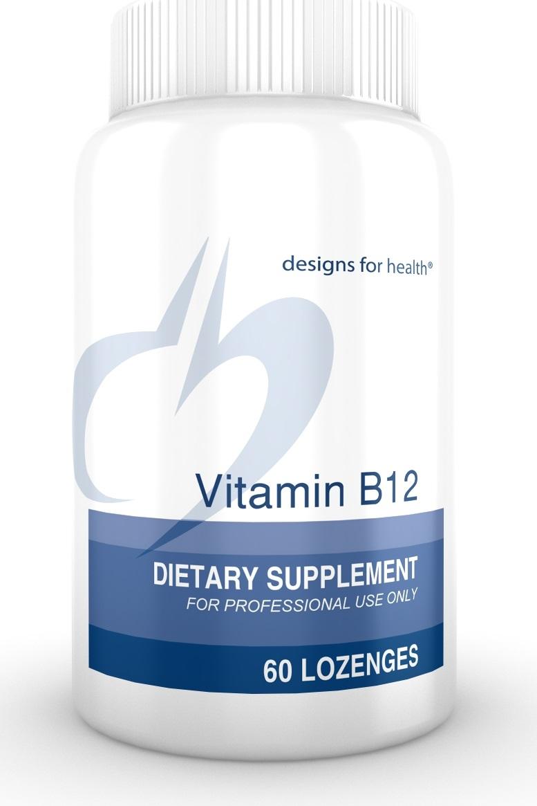 Vitamin B12 Lozenges Designs for Health