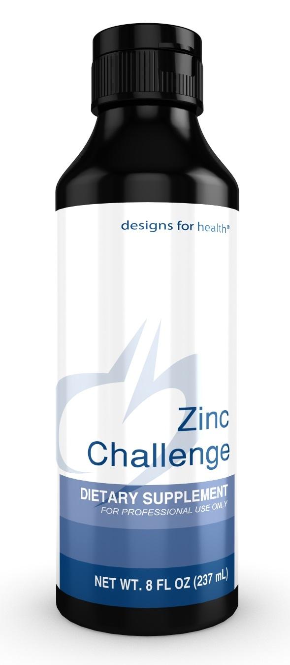 Zinc Challenge Liquid Designs for Health