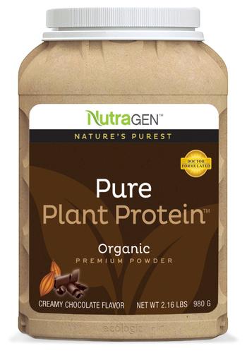 Nutragen Pure Plant Protein Chocolate