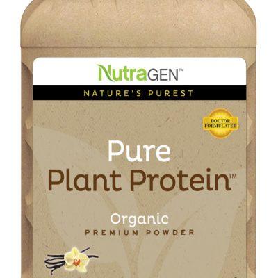 NutraGen Pure Plant Protein Vanilla
