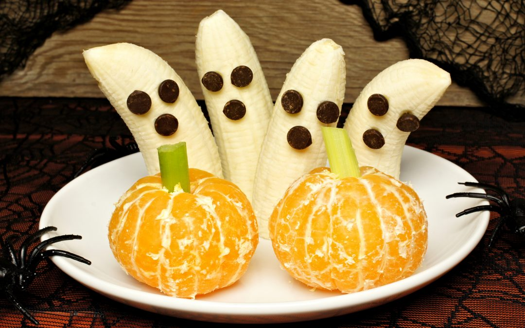"Halloween Treats That Won't Get You ""Boo'd!"" Out of the Classroom"