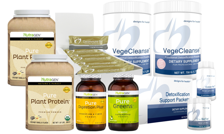 Nutagen Designs for Health 28 Day Cleanse Products Weight Loss