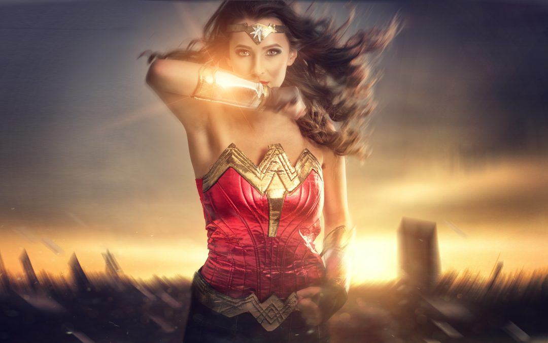 Train Like Wonder Woman
