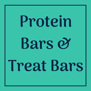 Protein Bars & Treat Bars