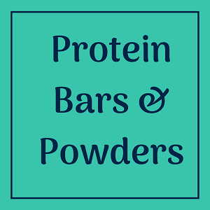 Protein Bars & Powders