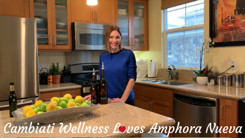 Amphora Nueva + Cambiati Wellness