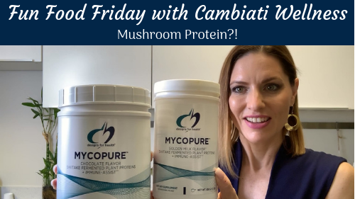 Fun Food Friday – Mushroom Protein
