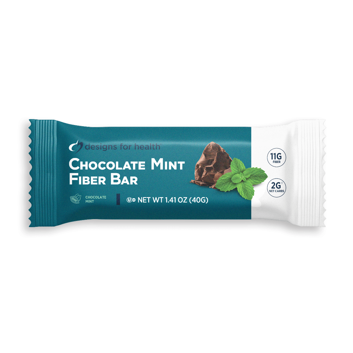 ChocoMint DF Protein Bar 12 Designs for Health
