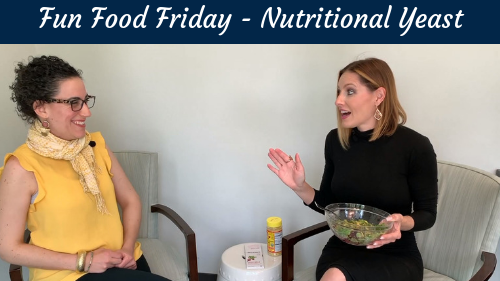 Fun Food Friday: Nutritious Nutritional Yeast