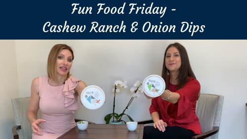 Fun Food Friday – Cashew Ranch & Onion Dip