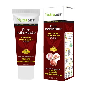 Nutragen Pure InflaMedix Cream for pain & arthritis