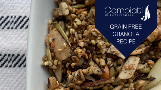 Grain-free Granola / Trail Mix