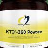 KTO-360 Powder 600 g (1.32 lbs) Designs for Health