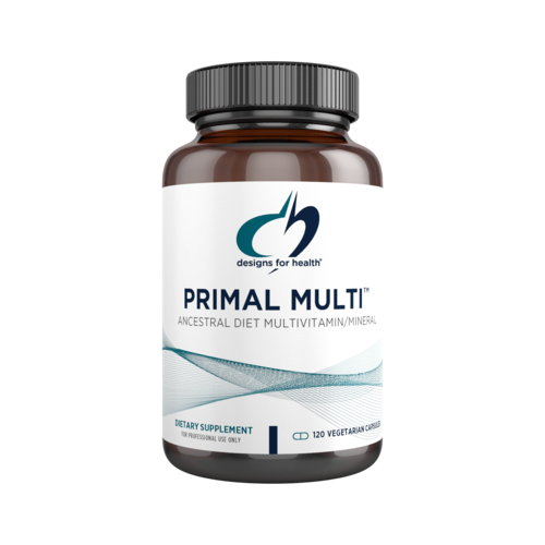 primal multivitamin designs for health