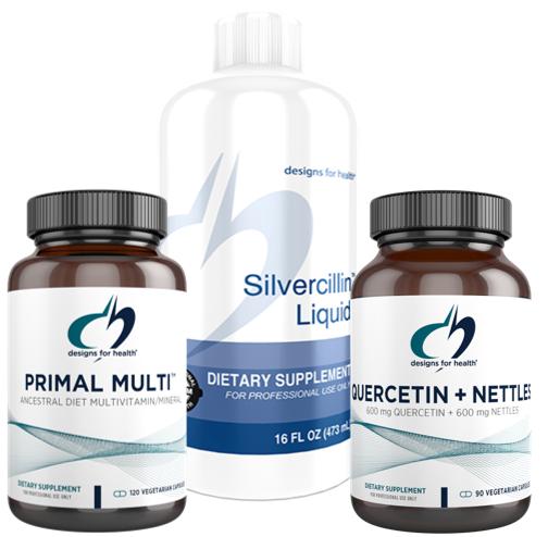 Quercetin + Nettles for Immunity Coronavirus