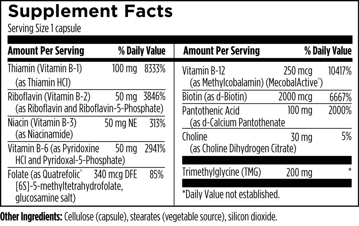 B-Supreme 90 Designs for Health Ingredients