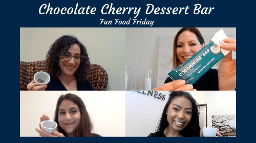 Fun Food Friday- Chocolate Cherry Dessert Bar