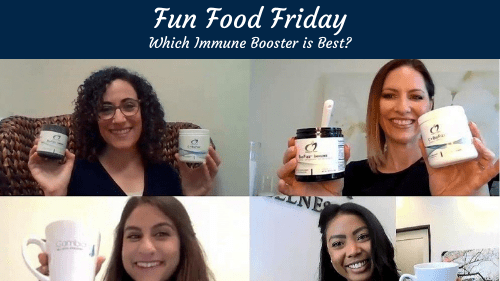 Fun Food Friday- Which Immune Booster Is Best?
