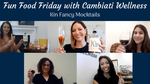 Fun Food Friday- Kin Mocktails
