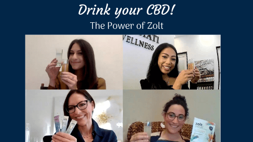 Drink Your CBD- Fun Food Friday