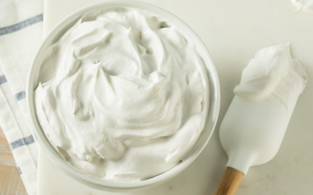 Simple Homemade Whipped Cream