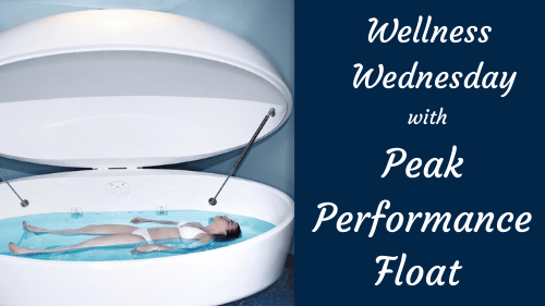 Wellness Wednesday- Peak Performance Float