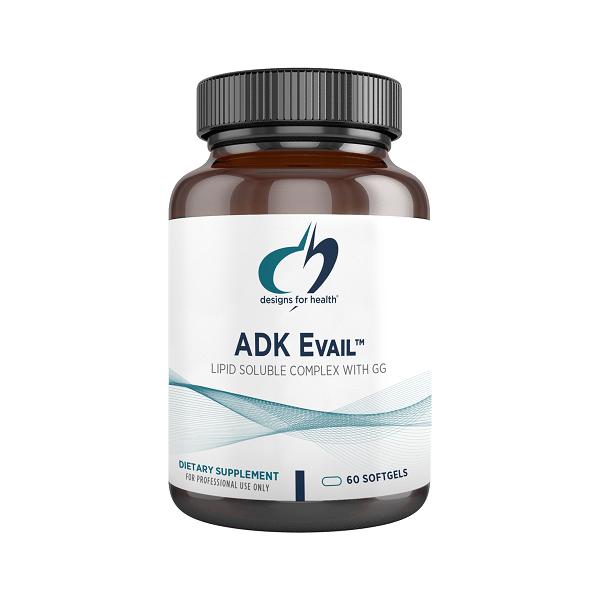 ADK Evail Designs for Health vitamin d blend